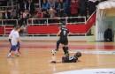 Pogledajte utakmicu i podjelu paketića polaznicima Futsal akademije HFC Zrinjski na poluvremenu futsal derbija