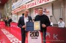 HKK Zrinjski: Vedranu Princu dres Plemića s brojem 200