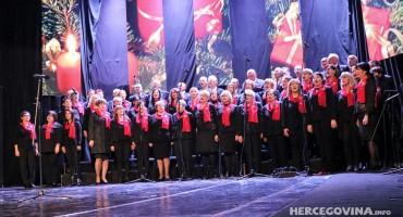 Mostar: Održan tradicionalni božićni koncert Gradu s ljubavlju