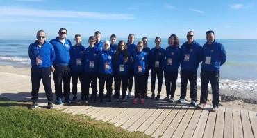 Zlatna medalja Džejle Makaš na Europskom kadetskom prvenstvu