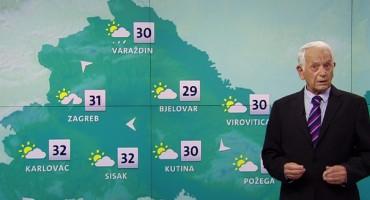 ODLAZAK LEGENDE Preminuo legendarni hrvatski meteorolog Milan Sijerković