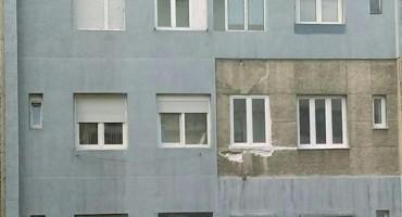 Što se dogodi kad susjed neće fasadu? Svi se smiju srpskom inatu