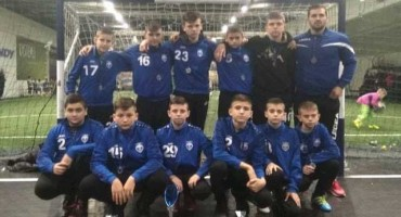 Školi nogometa NK Bigeste Ljubuški srebro i bronca iz Zagreba