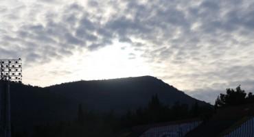 Mostar: Pogledajte prekrasno nebo nad gradom na Neretvi