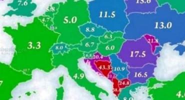 Skoro polovica državljana BiH su iseljenici