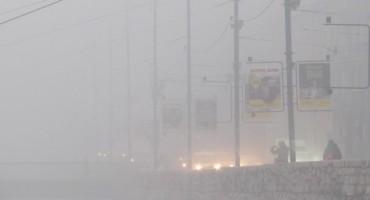 Zrak nezdrav u pet gradova u BiH