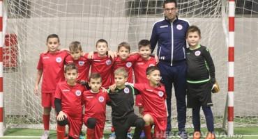 Pogledajte kako su najmlađi Plemići proslavili osvajanje nogometnog turnira Tiki Taka i dodjela priznanja najboljim na istom