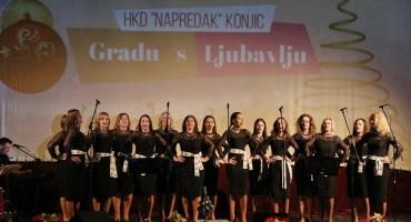 """Etno skupina """"Čuvarice"""" u Konjicu"""