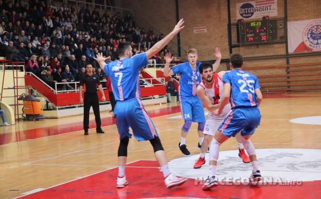 Široki u Sarajevu deklasirao košarkaše Bosne 78:100