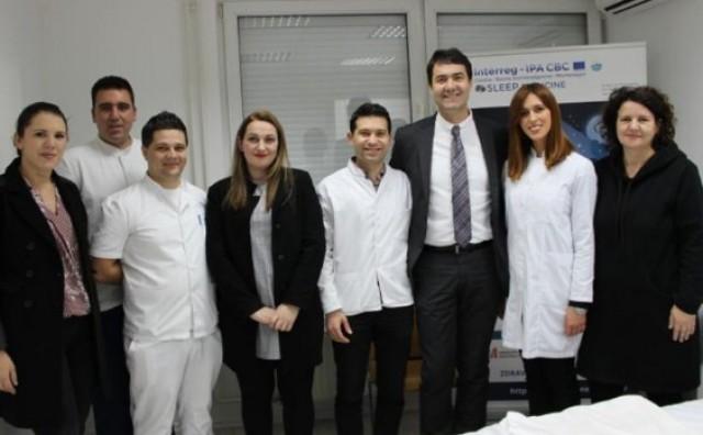 Mostarski Centar za medicinu spavanja počeo s radom u novim prostorijama