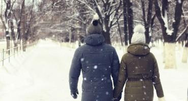 Hodanje zimi: Sedam razloga zbog kojih se itekako isplati krenuti u šetnju