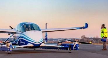 Boeing tesitrao leteći automobil