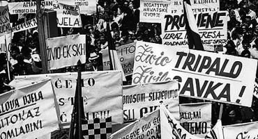 Na današnji dan: Uhićeno je deset sudionika Hrvatskog proljeća