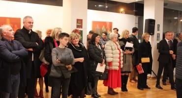 Galerija Aluminij odala iznimno poštovanje imenu i stvaralaštvu Danila Danka Pravice