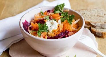 Zimska salata koja će otjerati masnoće iz tijela nakon prejedanja
