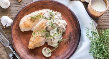 Za svaku priliku: Piletina u umaku od gljiva
