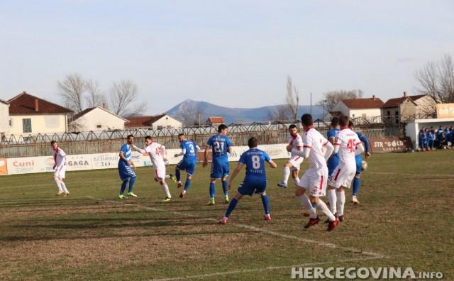 HŠK Zrinjski - FK Sutjeska 2:3