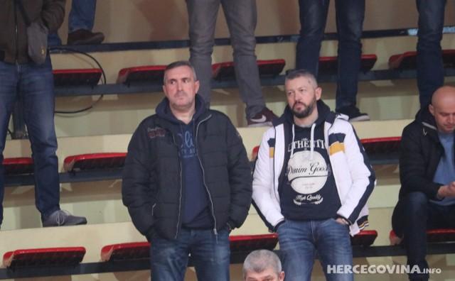 HKK Zrinjski: Pogledajte kako je bilo u dvorani na utakmici protiv Borca