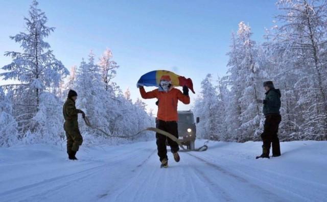 Istrčao 50 km na najhladnijem mjestu na svijetu!!!