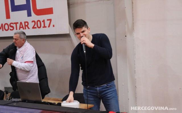 HKK Zrinjski: Pogledajte tko je osvojio nagradu u gađanju trica