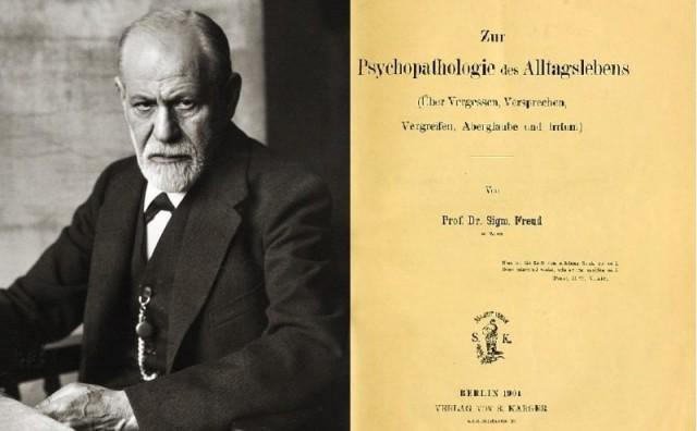 Na današnji dan Sigmund Freud napisao je djelo 'O psihopatologiji svakodnevice'