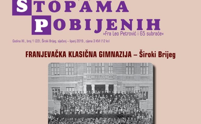 Postupak mučeništva 'Fra Leo Petrović i 65 subraće'
