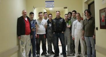MKVC ;Uređenje Klinike za Kirurgiju KBC Osijek