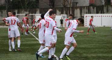 HŠK Zrinjski: Juniori svladali Olimpic 4:0