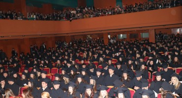 Svečana promocija- dodjela diploma i Koncert Studija glazbene umjetnosti