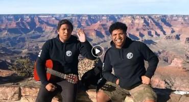 Samoanci zapjevali 'MOJ LIPI ANĐELE'