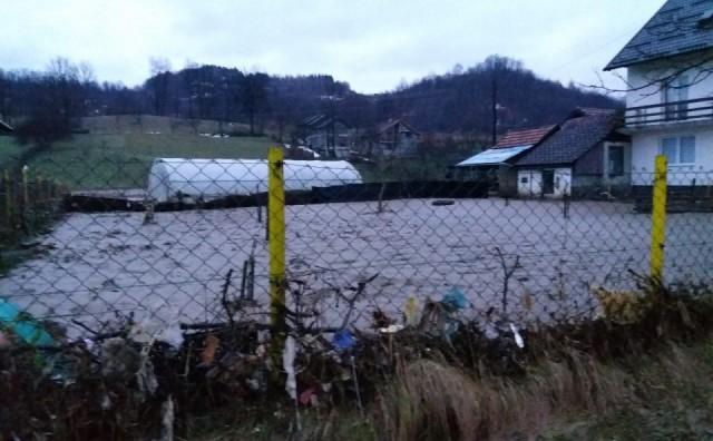 Kiša i topljenje snijega donose rizik od poplava