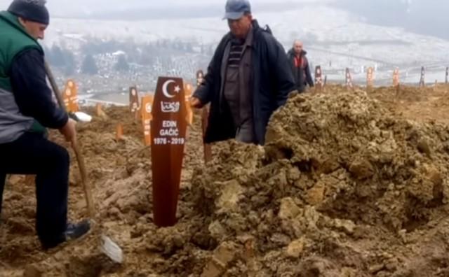 Pokopan višestruki ubojica Edin Gačić