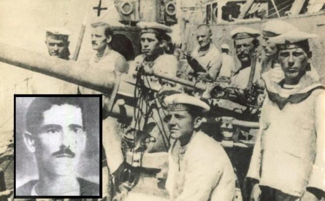 Pobuna je počela u podne 1. veljače 1918. na brodovima Sankt Georg i Gea