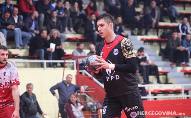 Mladen Bošković karijeru nastavlja u RK Vogošća Poljine Hills