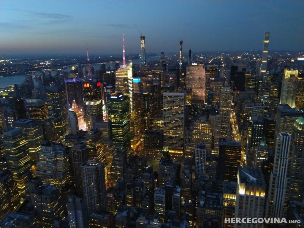 NEW YORK – grad koji nikad ne spava