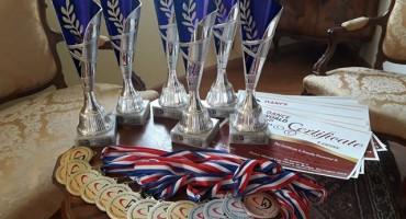 Članice Balet Mostar Arabesquea izborile svjetsko finale u Bragi