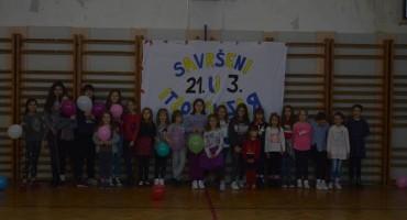 Trenerica plesa iz Mostara Petra Kožul organizirala susret za djecu s Down sindromom
