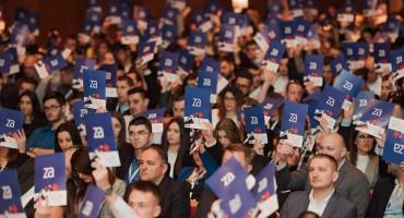 Za predsjednika Mladeži HDZ BiH ponovno je izabran Mario Mikulić