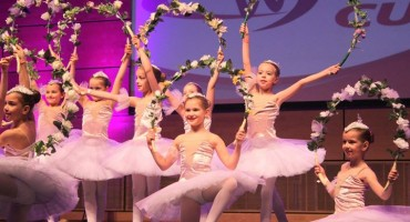 Hercegovačke balerine na Dance World Cupu 2019.