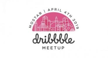 Otvorene prijave za Dribbble Meetup Mostar