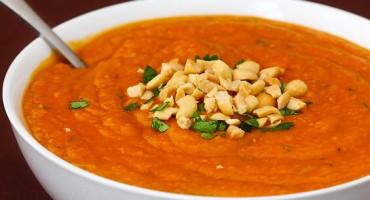 Afrička juha od kikirikija