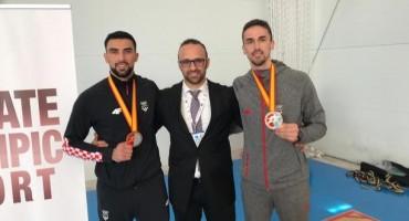 Braća Kvesić ispunili najveću sportsku želju: Medalje su osvojili u istom danu