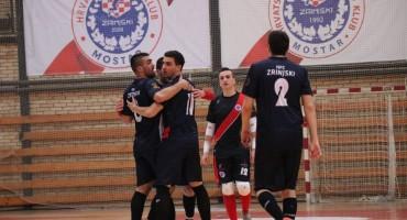 HFC Zrinjski: Plemići svladali Centar 4:0 i plasirali se u finale Kupa BiH