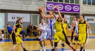 Košarkaši Gruda slavili nad Vitezom
