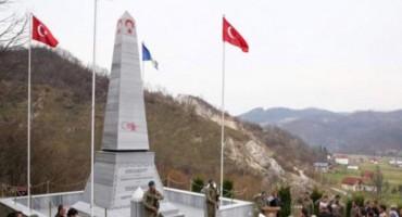 Na mjestu sukoba osmanske i bosanske vojske, SDA slavi pobjedu osmanske vojske