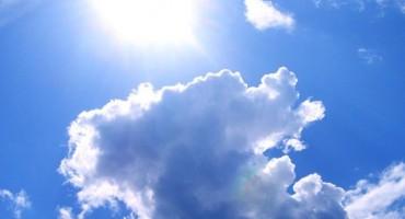 Najviša dnevna temperatura zraka uglavnom između 20 i 26°C.