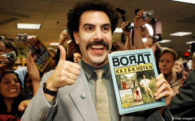 Zahvaljujući debaklu Škotske Borat je ponovno postao hit