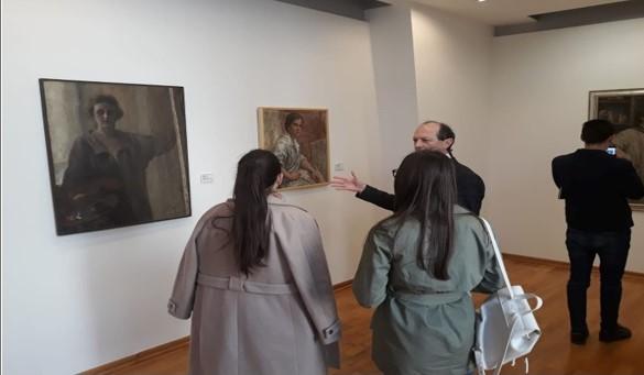 Bukovčeva  remek djela krase galeriju  ALUMINIJ