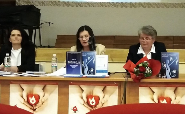 Posušje: Predstavljene tri zbirke poezije pjesnikinje Marine Alerić Bebić