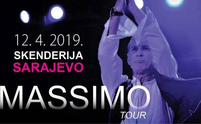 Massimo Savić za koncert u Sarajevu sprema skektakl